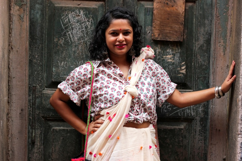 Ways to Style a Saree This Nobo Borsho - Bengali New Year - Live Laugh Dressup