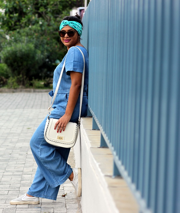 Ways to style a jumpsuit - Live Laugh Dressup