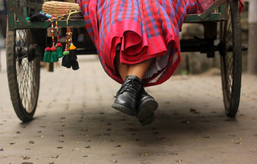 What to wear during Durga Puja - Ashtami Fashion - Durga Puja Lookbook - Festive Lookbook - Live Laugh Dressup - Indian Fashion Blogger